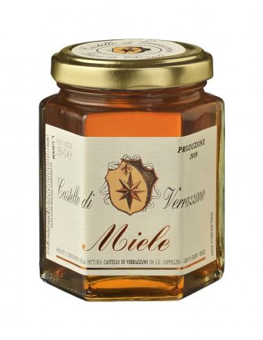 Honey Verrazzano